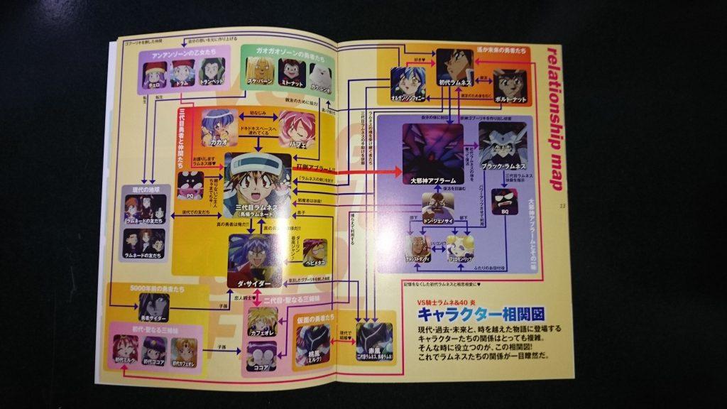 ラムネ&40炎DVD-BOX ブックレット4
